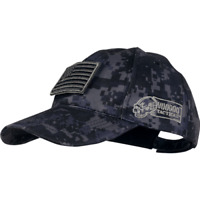 NEW! VooDoo Tactical 20-9351081000 Cap With Removable Flag Patch, Urban Digital