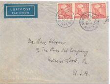 Decimal George VI (1936-1952) Cover European Stamps