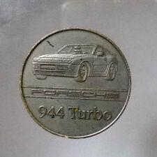 Medaglia Porsche 944 Turbo Der sportliche Fahrkomfort