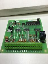 ITI SILENT KNIGHT 600-4420 CARD READER PCB  iNTERFACE DOOR MODULE