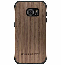 Ballistic Samsung Galaxy S7 - Black/Dark Ash Wood Urbanite Select Series Case