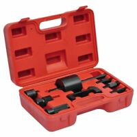 vidaXL 8x Estrattori per Iniettori Motore Diesel Auto Garage Kit Common Rail