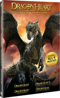 Dragonheart: 4-movie Collection [New DVD] Boxed Set