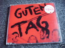 Wir sind Helden-Guten Tag Maxi CD-Made in Germany