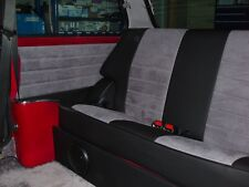 Le Support d'enceintes de la gamme gainée de Cuir simili - Mini Austin Cooper