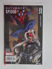 Ultimate Spiderman # 51         NM-      Elektra app