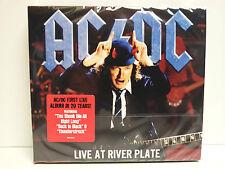 AC/DC - LIVE AT RIVER PLATE - 2 CD - 19/11/2012 - NUEVO Y PRECINTADO - SEALED