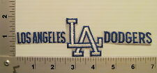 1970's LA DODGERS VINTAGE PATCH MLB BASEBALL-