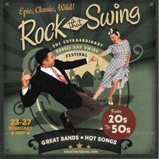 CD Rock That Swing - Festival 2017 Various Artists - new and sealed