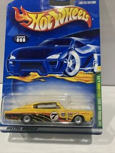Hot Wheels Dodge Charger Treasure Hunt REAL RIDER RUBBER TYRES SEALED UNOPENED