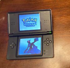 Nintendo DS Lite Launch Edition Cobalt and Black Handheld System