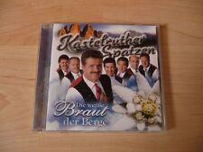 CD Kastelruther Spatzen - Die weiße Braut der Berge - 1998