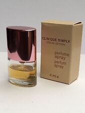 CLINIQUE SIMPLY 4ML PERFUME SPRAY FOR WOMEN