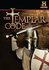 THE TEMPLAR CODE (HISTORY CHANNEL DOCUMENTARY) NEW AND SEALED