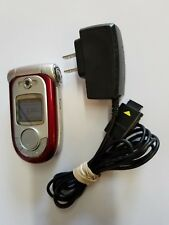 Verizon Page Plus Samsung SchA950 Flip Camera Cellphone A950 Cell Phone Cdma