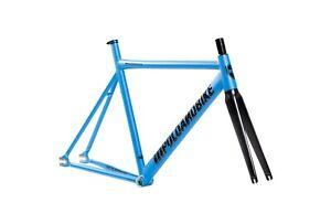 POLOANDBIKE / Williamsburg / Frameset / Available in Blue, White or Black / 52cm