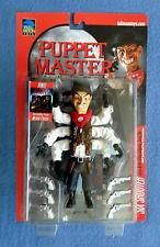 SIX SHOOTER PUPPET MASTER FULL MOON FIGURE RED CARD ORIGINAL EDITION 2000