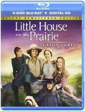 Little House On The Prairie: Season 3 - 5 DISC SET (2014, REGION A Blu-ray New)