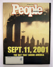 9/11 ISSUE OF PEOPLE - SEPTEMBER 24, 2001