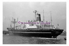 ra0046 - Norwegian Cargo Ship - Taiko - photograph