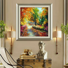 Diamond Painting Beautiful The Woods Basket Cross Stitch Kits Home Decoration