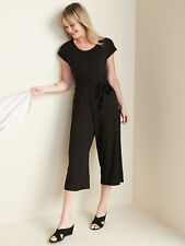 Old Navy NEW NWT Tie-Belt Dolman-Sleeve Jumpsuit Small