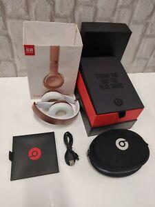 Apple Beats Solo 3 Headphones - Rose Gold
