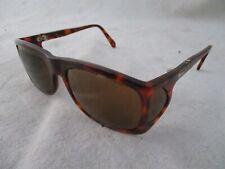 Persol authentic rare vintage brown tortoise sport sunglasses frames 56 120