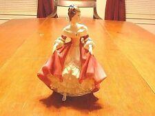 """Vintage Royal Doulton Hn 2229 Figurine Entitled """" Southern Belle """""""