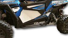 Polaris 2014-2020 RZR 900 Trail, 900-S, XP1000 & Turbo Nerf Bars Steps - Black