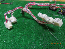 Ge Mastr Ii Master Uhf Vhf Radio Back Plane Repeater Wiring Harness Bs 1