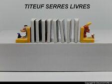 SERIE COMPLETE DE FEVES TITEUF - SERRES LIVRES
