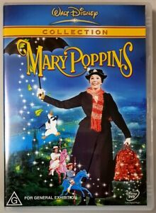 Mary Poppins (DVD, 2006) Julie Andrews - GREAT condition (Aus Region 4 PAL)