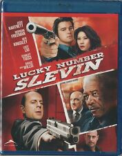 Lucky Number Slevin (Blu-ray Disc, 2005, Canadian) BRAND NEW