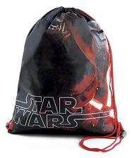 Disney Childrens Star Wars Drawstring Gym Bag