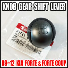 KIA 09~12 Forte Forte KOUP Gear Shift Knob 6Speed Manual  Cerato Cerato KOUP