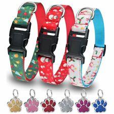Christmas Dog Collar for Small Medium Large Boy Girl Puppy Adjustable Collars