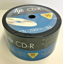 HP CD-R CDR Blank Disc Media 80Min 700MB 50 PACK