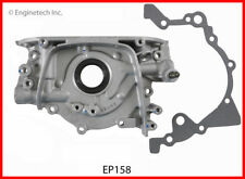 Engine Oil Pump-VIN: 3, GAS, SOHC, FI, TBI, Natural, Suzuki, 8 Valves EP158