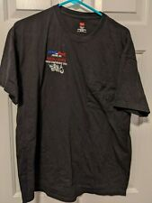 ROCKLAHOMA Music Festival 2008 Press Conference Whisky A GoGo Large L Polo Shirt