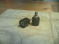 ARMSTRONG MT500 & HARLEY DAVIDSON MT350  2 X STEERING STOPS ACETAL & STAINLESS
