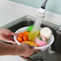 Moveable Kitchen Tap Head Universal 360 Degree Rotatable Faucet Water Sprayer K
