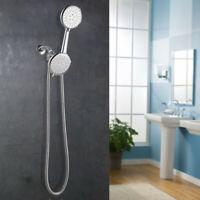 Shower Faucet Set  Rainfall Shower Head With Hand Shower Sprayer Mixer Tap