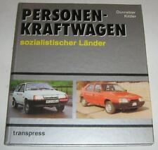 Dünnebier / Kittler - Personenkraftwagen sozialistischer Länder