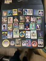 36 Paul Molitor Baseball Card lot Milwaukee Brewers unusual limited Gold inserts