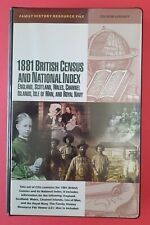 More details for 1881 british census and national index - cd rom library on 24 discs + viewer
