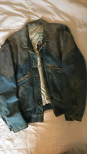 Vintage 1980s Guess Georges Marciano Denim Jacket