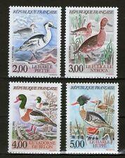 France 1993 - n° 2785 à 2788 Série Espèces protégées de canards oblitérés