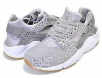Nike Air Huarache Run SE GS Grey 904538 007 'ATMOSPHERE GREY' Shoes Size 6Y
