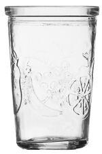 Ravenhead Fruit Glass Tumbler Set Stackable Juice Water Glasses Set of 6